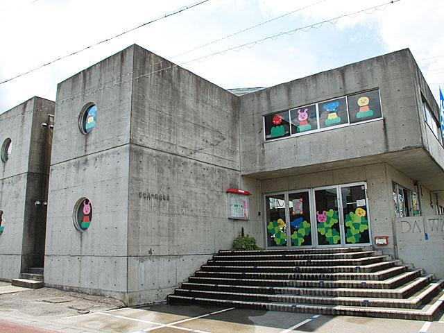 T幼稚園打ち放しコンクリート改修工事 K2C Masters提供施工例